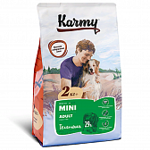 Karmy Mini Adult, Корм для собак мелкие породы, телятина