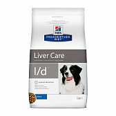 HILLS Prescription Diet l/d Liver Care для собак для поддержания здоровья печени