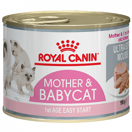 Royal Canin Babycat Instinctive Для котят 195 гр х 3 шт